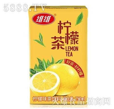 维维柠檬茶250ml