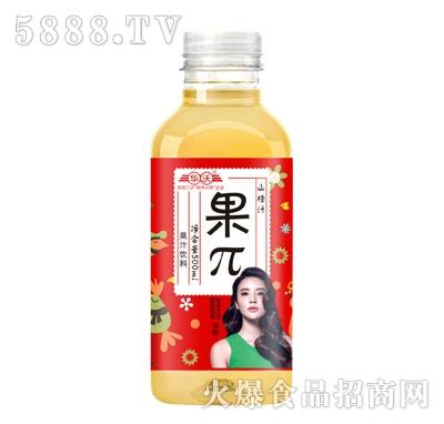 华沃果π山楂汁500ml