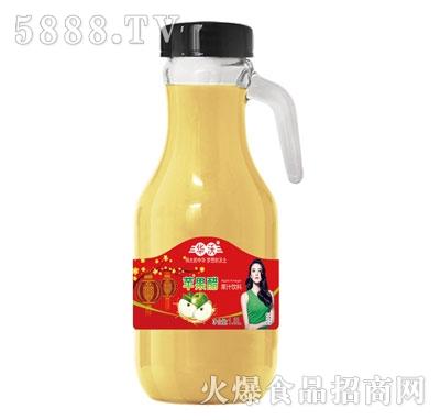 华沃苹果醋1.5L