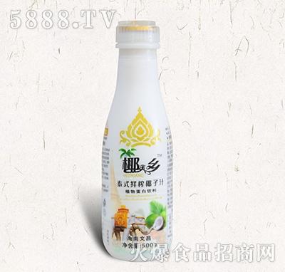 椰资乡椰子汁500g