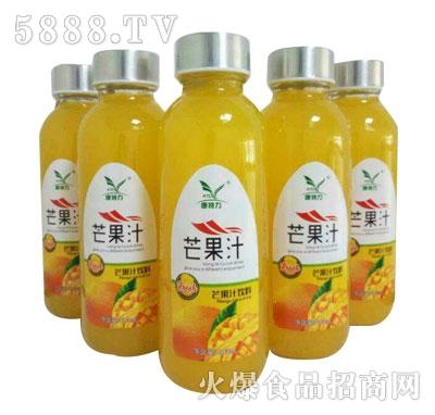 康特力芒果汁1.5L(瓶)