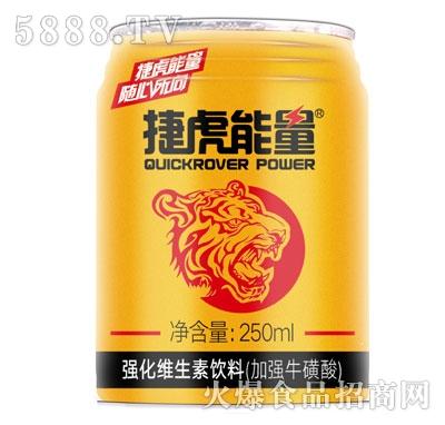 捷虎能量强化维生素饮料250ml