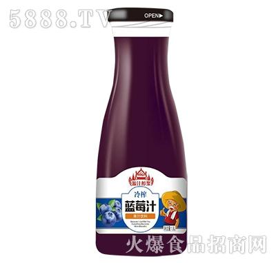 冷榨蓝莓汁饮料1.5L