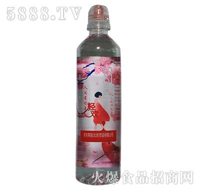 轻欢蜜桃苏打500ml