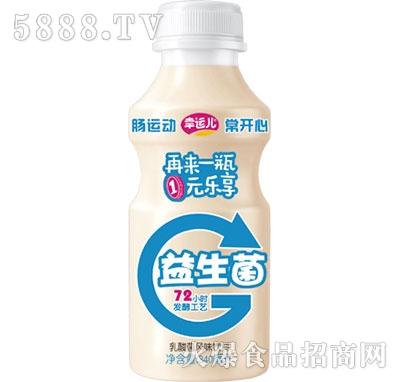 幸运儿益生菌乳酸菌饮料饮料340ml