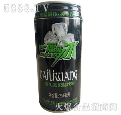 神奇饮品维生素果味饮品251ml