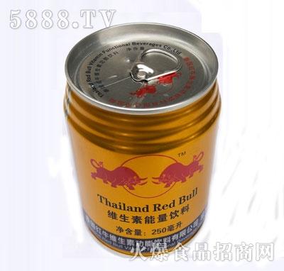 红牛维生素能量饮料250ml罐装