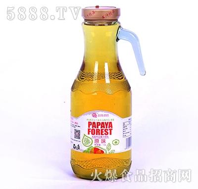 武当龙木瓜森林木瓜果汁饮料1.5L