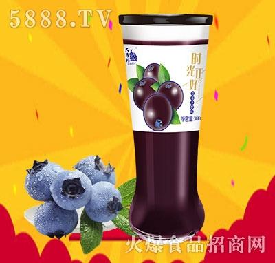 大马邦时光正好蓝莓汁300ml