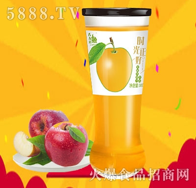 大马邦时光正好苹果汁300ml