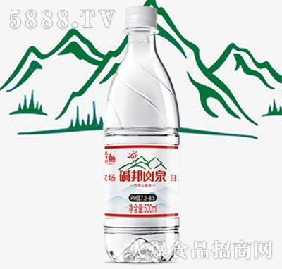 大马邦碱邦山泉饮用山泉水500ml