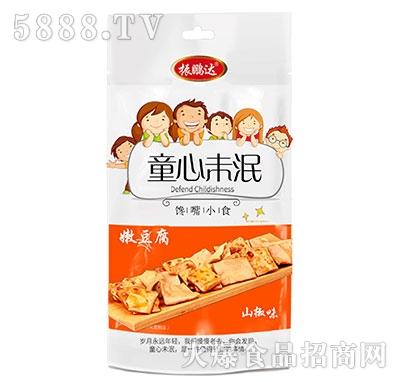 振鹏达嫩豆腐山椒味80克