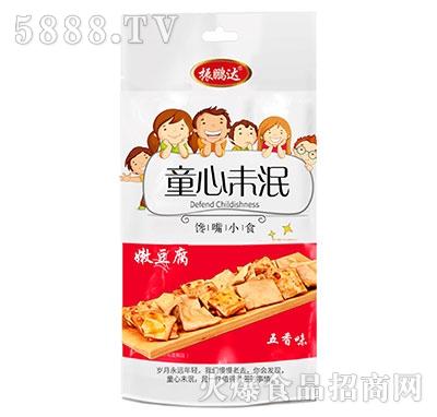 振鹏达嫩豆腐五香味80克