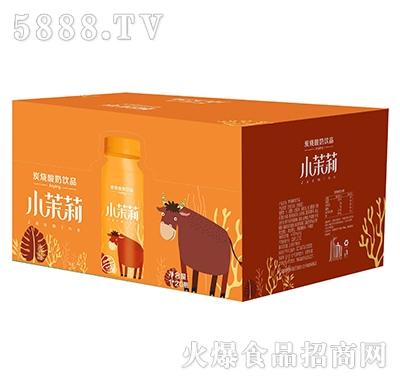 小茉莉炭烧酸奶355mlx20瓶