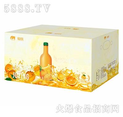 初饮复合乳酸菌橙汁饮品333mlx15瓶