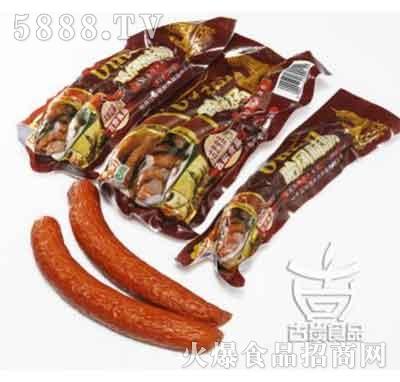 古炭食品哈风味红肠280g产品图