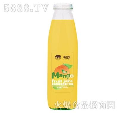 初饮复合乳酸菌芒果汁饮品1000g
