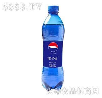 耀咔哇蓝色可乐450ml