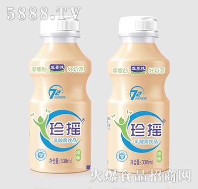 益养味珍摇乳酸菌饮品338ml原味