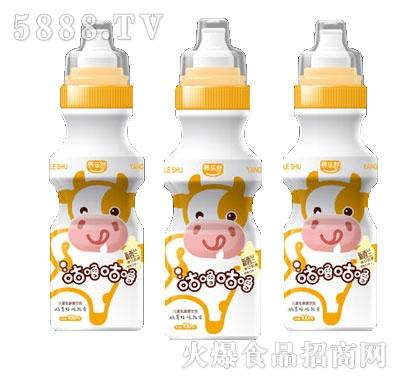 咕噜咕噜儿童乳酸菌香蕉口味100ml