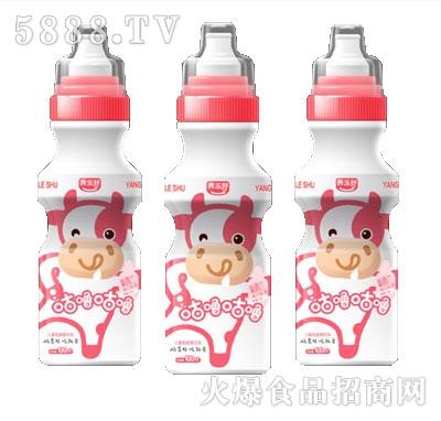 咕噜咕噜儿童乳酸菌草莓口味100ml