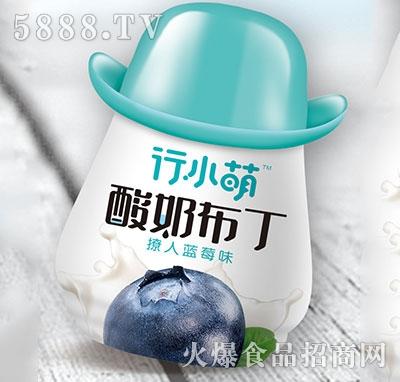 行小萌酸奶布丁�{莓味95ml