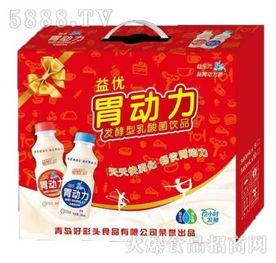 益优胃动力发酵型乳酸菌饮品箱装