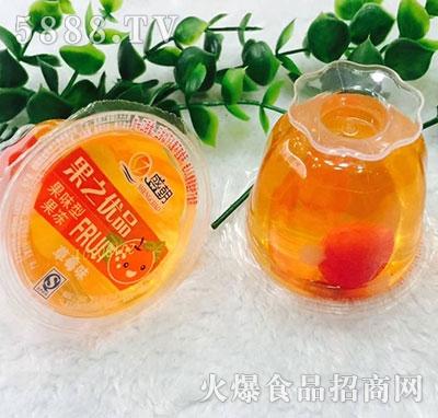 盛朝果之优品果味型果冻