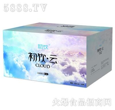 初饮云发酵酸奶饮品300mlX15瓶