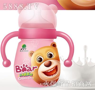 北大荒集团儿童成长型乳味饮料瓶装