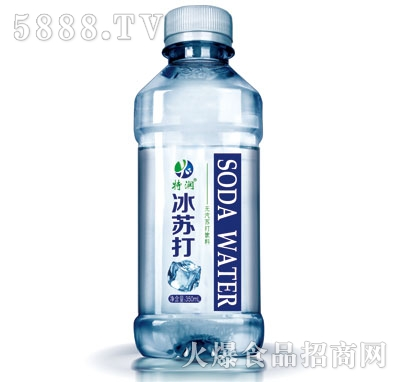 特润冰苏打350mlx24瓶/箱