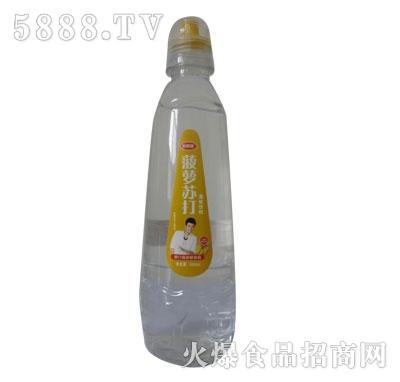 新雨瑞菠萝苏打果味饮料500ml