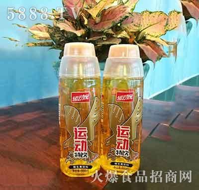 运动风运动特饮维生素饮料500ml(两瓶)产品图