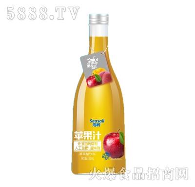 海帆乳果ai苹果汁330ml
