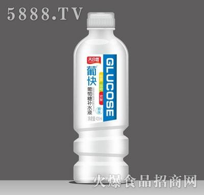 天合露葡快葡萄糖补水液原味420ml