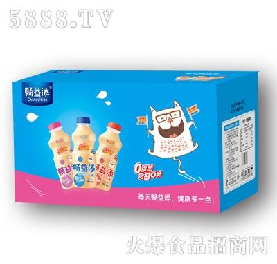 畅益添乳酸菌饮品(箱)