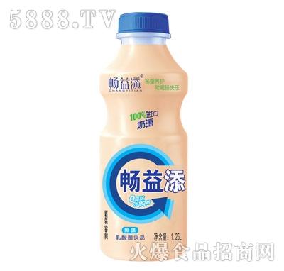 畅益添乳酸菌饮品原味1.25L