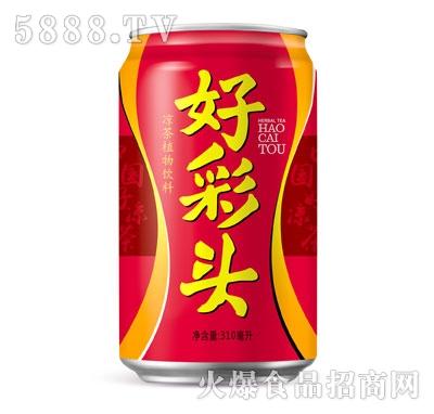 好彩头凉茶植物饮料310ml