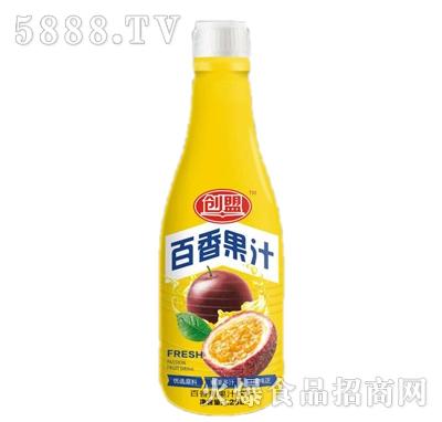 创盟百香果果汁1.25L