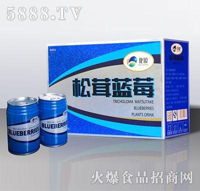 北粮松茸蓝莓植物饮料