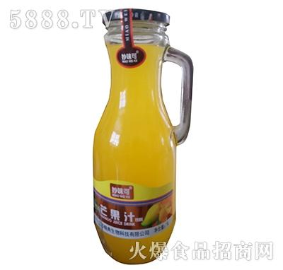 秒味可芒果汁饮料