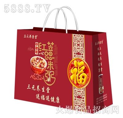 三元养生堂红豆薏米粥(袋)