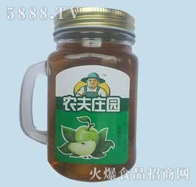 农夫庄园苹果汁饮料420ml