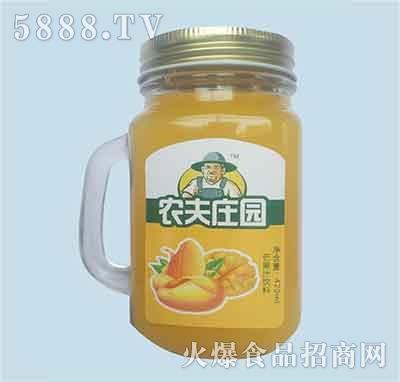 农夫庄园芒果汁饮料420ml