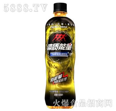 体质能量牛磺酸型维生素饮料600ml