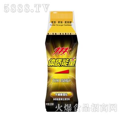 体质能量牛磺酸型维生素饮料500ml
