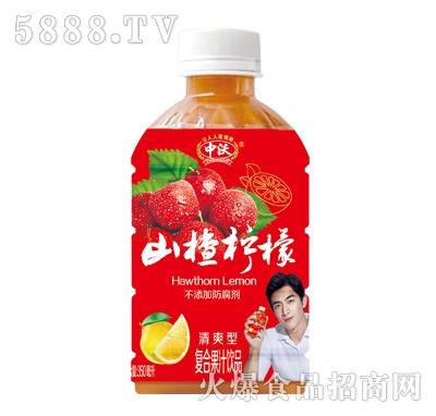 中沃山楂枇杷复合果汁饮料清爽型350ml