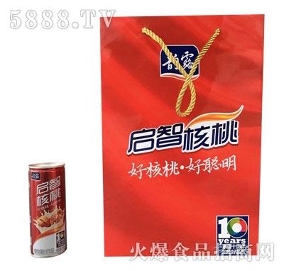 韵露启智核桃植物蛋白饮品(袋)