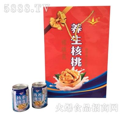 韵露养生核桃植物蛋白饮品(袋)