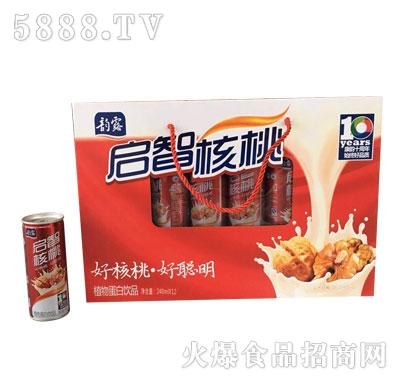 韵露启智核桃植物蛋白饮品240mlX12